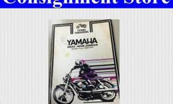 CLYMER REPAIR MANUAL YAMAHA TWINS 90CC TO 350CC marinestorevictoria@gmail.com Nautical Star Marine Ltd. ( THE STORE ) Downtown Esquimalt 101-527 Constance Ave. Victoria B.C. V9A 6N5 Phone 250-580-1095 http://www.nauticalstarmarine.ca/ nsm2016