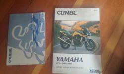 repair and maintenance manuals for yamaha fz1, 2001-2005