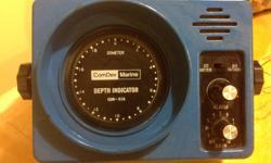 ComDev Marine depth indicator cdm-60a Good condition