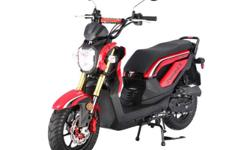 COMES WITH FREE HELMET. TAOTAO 500W+ 'ZUMMER' 72V ELECTRIC SCOOTER TAOTAO 500W+ 'ZUMMER' is the newest scooter to have if you want to ride really comfortably, since it offers more room for longer legs. You have this baby powered up by a 500 watt brushless