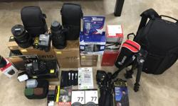 Key Points of set: - Everything listed below is in new condition, everything includes its original packaging, boxes, instructions, parts, extra. - Half the gear is under 2 years old, the other half is 1 year - 6 months old. - Everything must be sold as a