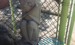 Great congrete statue from girl with flower in her hair Regular 229.00 Now on sale for 160.00 VIsit us at URban Oasis Garden Center 4649 West Saanich Road Tuesday - Sunday 10.00 - 4.30