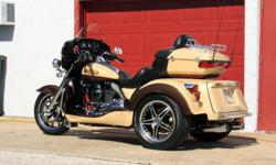 Convert Your Harley Davidson Tour Model to a Trike Several to choose from. FINANCING AVAILABLE FOR QUALIFIED BUYERS Custom Order deposit required. Roadsmith HDTR Trike conversion is designed for the 1996 and newer Harley Davidson Touring models. That's