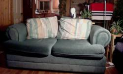 one couch and one futon for sale $50 each. Great condition and comfy. call 250-505-5057 or 250-354-8320- ask for Roger, Alden or Shannon