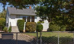 # Bath 1 MLS 369423 # Bed 2 Steps to UVic, this updated character home has large potential! It's been totally redone upstairs. BRAND NEW stainless steel kitchen, bright/sunny with den or family room off. Two good sized bedrooms. Brand new bathroom with