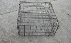 """CRAB TRAP. In good usable condition. Its a house number so texting will not work. """"""""DO NOT"""""""" CALL BEFORE 8 am. OR AFTER 9:00 pm. CASH ONLY. PICKUP ONLY VIEW MAP for general location. View poster's list for this Seller's other Items."""