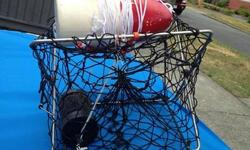 I no longer use these crab traps so just wanting to sell them. 15 dollars each.
