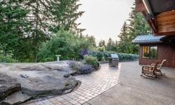 # Bath 6 Sq Ft 8183 MLS 410139 # Bed 6 Custom built West Coast style executive home on very private estate 26 acres. Entire home is hand crafted high end top of the line materials and finishing work. Such as radiant in floor heating, professional wood