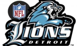 DETROIT LIONS PAIR OF SIDE BY SIDE SEATS IN  SECTION 318 ROW 11 prices are per ticket.   Sat. Dec. 24 Chargers 4:05 PM  SEC 318 $60 each