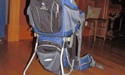 like new, no signs of wear, amazing carrier. sells for $310 plus tax at MEC and stores in town asking $150 OBO