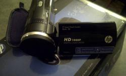 I have a V5061u Digital camcorder Model # 1080P like new still in the original box it has a case and all cords and never used.