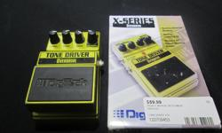 MONEY MAXX PAWNBROKERS IS SELLING A DIGITECH XTD TONE DRIVER IN GREAT SHAPE , COME ON DOWN AND CHECK IT OUT