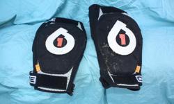 Six six one rage knee pads medium/ large New $70