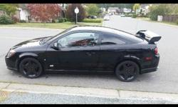 Make Chevrolet Model Cobalt SS Year 2006 Colour Black kms 80000 Trans Manual Done up cobalt ss supercharged. Stage 2 high flow injectors...stage 2 race clutch...stage 2 supercharger pully...pcm reprogramming...k&n cold air intake...GM proformance race