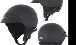 Barely used (has been in storage), DOT certified BELL helmet with neck/ear cover for street-cruiser-motorcycles, all-terrain-vehicles, street-motor-scooters.