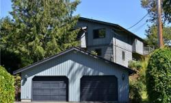 # Bath 3 Sq Ft 2480 # Bed 4 Open Sat. July 9th 1-3. Tired of looking at homes that need a lot of updating? Bright, spacious open concept West Coast home has been almost totally UPDATED (with permits) and offers treed privacy, rocky outcroppings, & water
