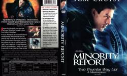 "Phone 778-472-2200 or 250-374-5775 2 Movies for $10.00 Minority Report In the year 2054 A.D. crime is virtually eliminated from Washington D.C. thanks to an elite law enforcing squad ""Precrime"". They use three gifted humans (called ""Pre-Cogs"") with"