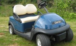 2002 Precedent electric golf cart (Club Car) Brand new batteries Good condition Comes complete with charger
