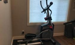 Schwinn Elliptical - good condition Also have a Free spirit Treadmill for $350 or both for $550 You pick up only