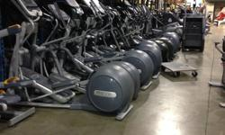 Come to our Fitness Equipment WAREHOUSE CLEARANCE Saturdays and Sundays from 12 to 5pm. NO REASONABLE OFFER WILL BE REFUSED! The drive to Delta is worth it. Our fitness equipment are commercial brands with full warranties. SPIN BIKES as low as $300 (Star