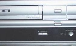 Emerson DVD Recorder with Remote Control. $30. Near VGH in Vancouver. Model is EDVR95E Includes Remote Control User Manual can be downloaded online. **NOTE: THE VCR DOES NOT WORK. Only the DVD works.** Features include DVD Recorder with 4 Head Hi-Fi Video