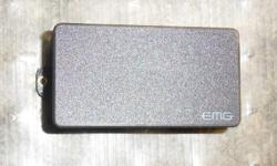 EMG 60 Pickup (no wiring harness). Good condition. Located in Duncan. Stock#B-OS Please Note: We are NOT the shop on the TransCanada highway; we are located directly behind on Whistler St. Please find a Map and Directions at www.heritagepawnbrokers.com.