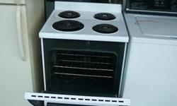 We are located in Victoria, but If you are looking to purchase an excellent used Apartment Sized Stove for your home or rental suite...we believe we have got you covered & are worth the trip ! We are certainly very unique in Victoria because we Re-Furbish