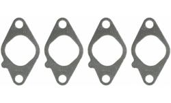 Offered up is a new in the package Exhaust Manifold Gasket Set as follows : Fits : Nissan 2.4L KA24DE 1991 - 2004 Includes : Exhaust Manifold Gaskets Felpro MS94803 Picture is Accurate This Gasket Set Retails at your local Parts House for $29.35 and