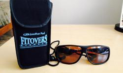 Johnathan Paul Fitovers Eyewear Polarized UV400