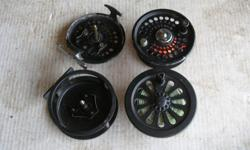 """FLY FISHING REELS. I have 1 AT $20.00 and one at $15.00, In good to very good condition Its a house number so texting will not work. """"""""DO NOT"""""""" CALL BEFORE 8 am. OR AFTER 9:00 pm. CASH ONLY. PICKUP ONLY VIEW MAP for general location. View poster's list"""