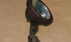 Fog light for late 20's Essex or Model A