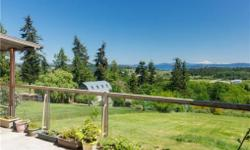 # Bath 4 Sq Ft 2894 # Bed 5 For Sale: Beautiful Ocean, Valley and Mt. Baker views from this large 5 bed 4 bath home set on just over 3/4 acres. The views are attainable from every principle room upstairs as well as the huge deck (335 sq ft) off the living