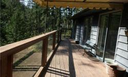 # Bath 3 Sq Ft 1300 # Bed 3 See website link for more details and current price. Victoria side of Sooke, minutes to Westshore. A custom built rancher on 5 foot crawl space, privately situated on over 5.5 acres. Overlooking a spectacular waterfall, this