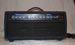 I have a 50 watt Crate Blue VooDoo head for sale. It is very loud! All tube power, ready to R & R. Make me an offer.