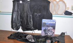 "Big discount off individual prices if you buy the whole lot. **Check out my selection of vintage items and collectibles!** Click ""View seller's list"" in the user profile section of this ad. ----------- Prices firm Individual prices: $50 - Harley Davidson"