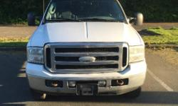 Have a 2005 4x4 Ford F-350 6.0 crewcab long box for sale! Awesome work or family truck! Runs strong Recently got done : New EGR delete New oil cooler New ipr sensor New high pressure oil line New oil pan New leafs New brake lines New fuel line New truck