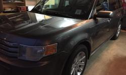 Make Ford Model Flex Year 2009 Colour grey kms 192000 Trans Automatic Excellent condition, garage kept. Brakes are all new, with brand new Michelin winter tires installed this winter. Roomy, versatile, and reliable. Recently serviced by Ford and has been
