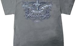 Dark grey men's t-shirt. 100% preshrunk cotton. Sizes L, and XL in stock, other sizes available to order.