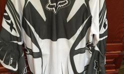 White jersey $30.00 hardly worn, black jersey $10.00 size adult large