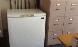 Small size freezer In good working condition