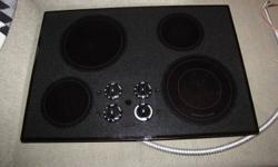 I have a Frigidaire Ceramic cooktop for sale. This is used, 2-3 years old but in mint condition. Electric, Black. There are no burn marks at all around that elements and is in complete working condition. New sells for $750.00- $900.00 I bought this to