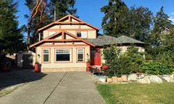 # Bath 3 Sq Ft 2232 # Bed 4 Beautiful custom-finished, spacious family home in the heart of Cowichan Bay. Main-level living with master bedroom on main and three more bedrooms upstairs, plus three bathrooms. Large and open kitchen is the perfect