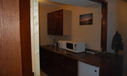 Large furnished bedroom with private bathroom and small kitchenette. Utilities/wifi internet/cable and laundry included. Close to lakes and parks, buses and west coast express . Minutes to Douglas College and Coquitlam center. Perfect for students. $500