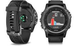 Brand new fitness watch Garmin Fenix 3 hr