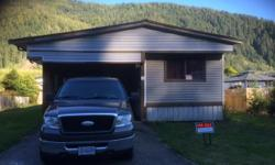 # Bath 3 Sq Ft 2500 # Bed 3 Located in Tahsis, BC. Looking to unwind and reconnect with nature? Pack your tackle box, hunting rifle, or favorite book, and leave your worries behind! Modular home on city lot Completely renovated with laminate and tile