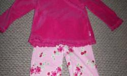 Gently used girls clothing, size 24 months.  Box contains approx. 30+ pieces of clothing.  From a smoke free and pet free home.