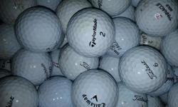 recently lost golf balls looking for a new home. a mix of titleist, callaway, taylormade, nike, srixon, pinnacle, etc. etc. buying new golf balls is stupid.
