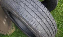 4 GoodYear Integrity Tires P215/65R17 M+S Barely Used, Excellent Condition