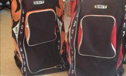 Two used Grit Hockey bags. $35 each