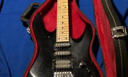 Guitar sounds and plays great with low action and newish elixir strings. YV- 162 model.